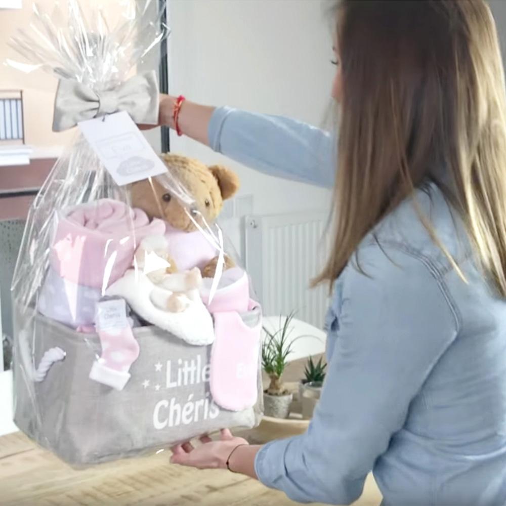 Panier-naissance-Little-Chéris-réception